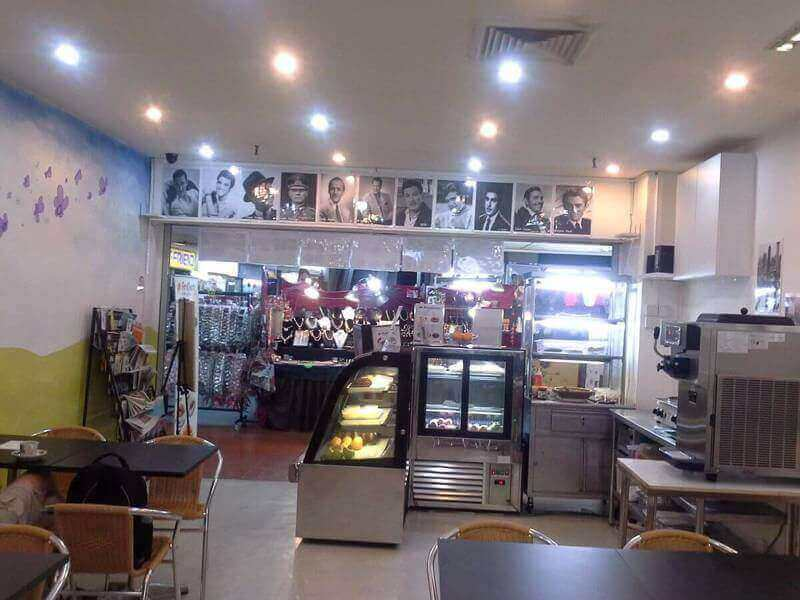 Cafe To Take Over At Peace Centre@ 50K