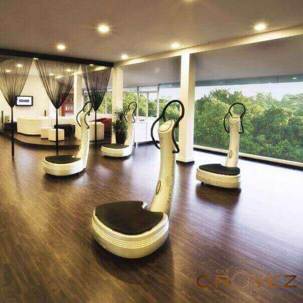 Largest Power Plate® Studio In Asia (Fitness/Health/Beauty)