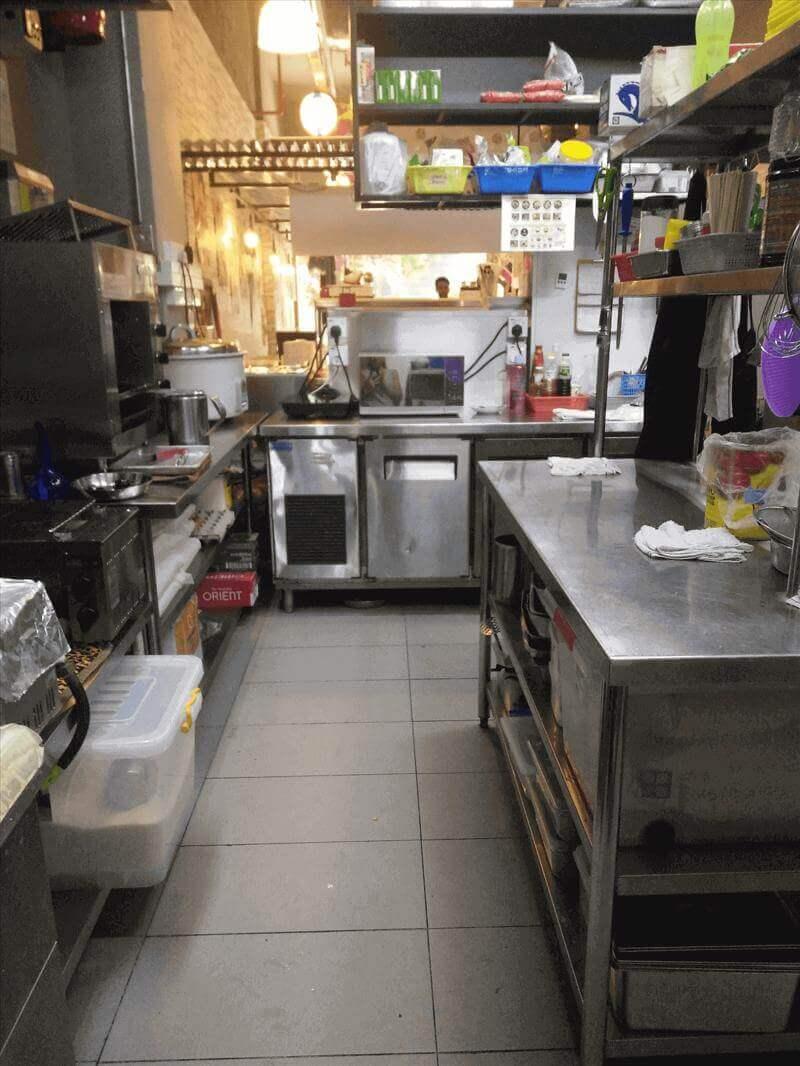 Prime 1st floor Japanese Yakitori restaurant for takeover/sale