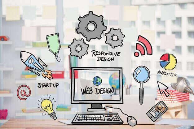 Web Design Company for Sale