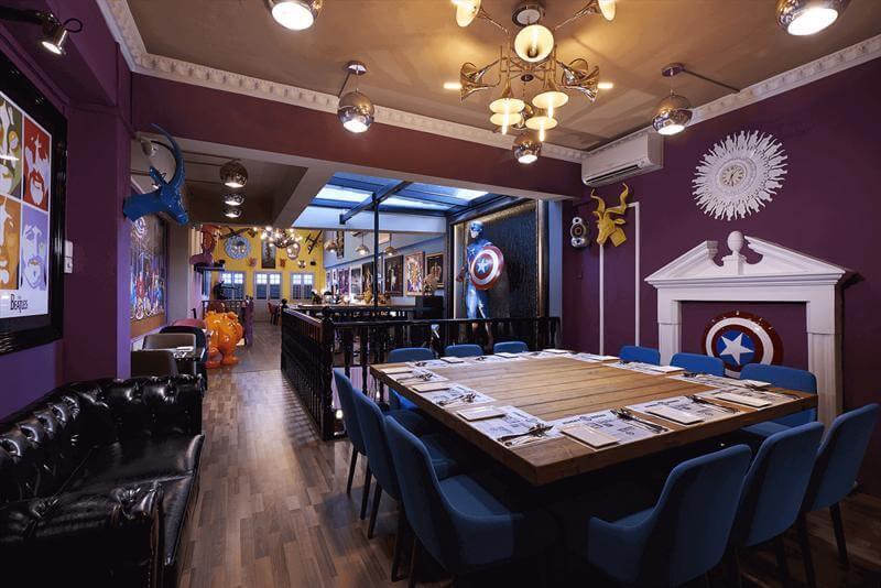 Flash Sale: Well Established Restaurant For Sale!
