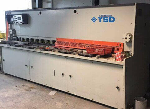 Sales of Second Hand Shearing/Press Brake Machineries
