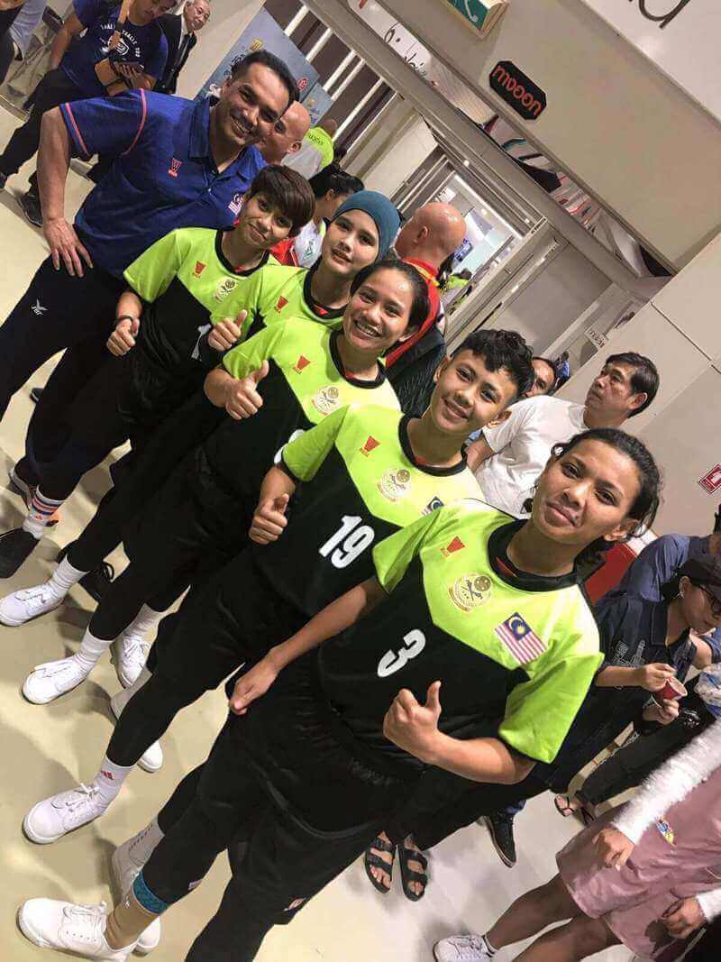 Singapore Brand(WAGA) Sports Apparel Company. No Royalties to be paid