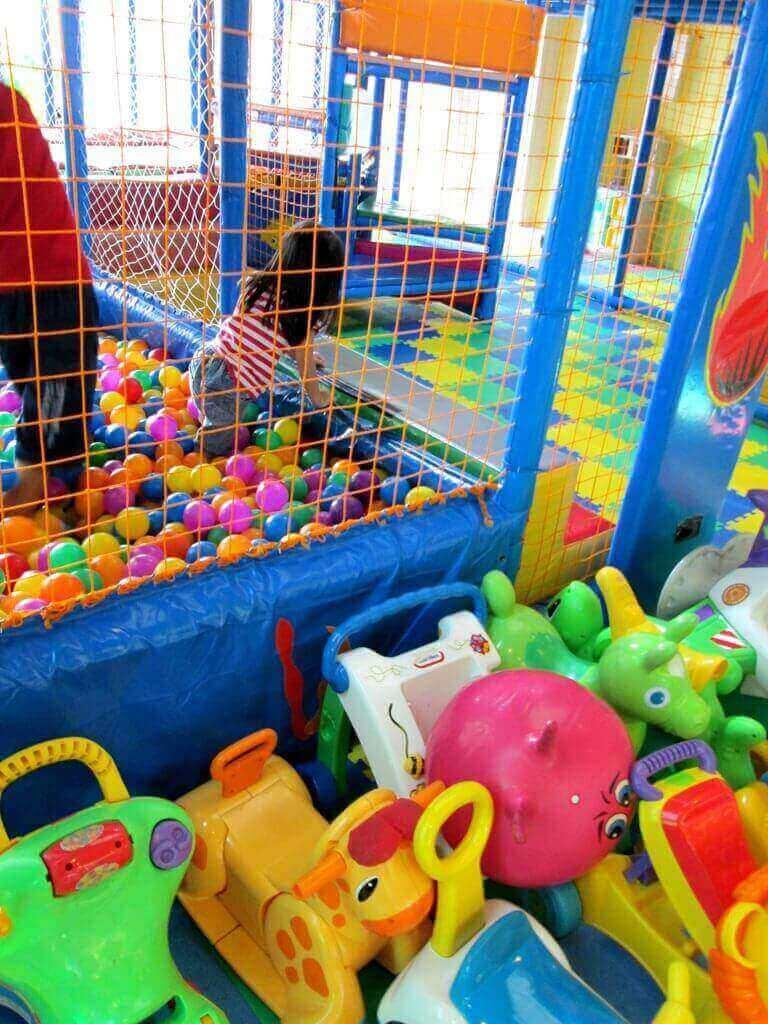 Kids Indoor Playground For Sale