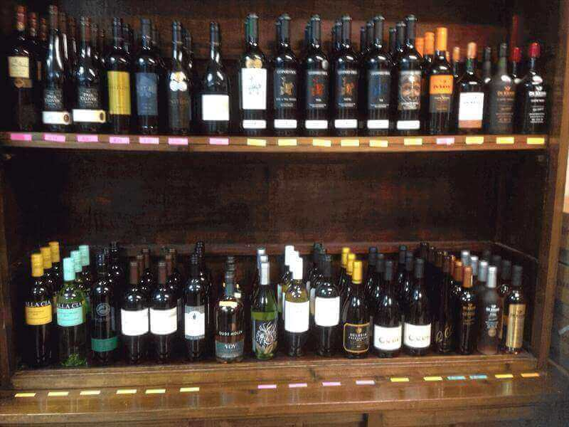 Loss Making Wine Business For Sale Liquidation (Stocks Included)