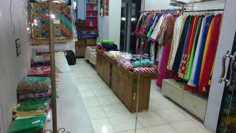 Garments Nd Fabrics Retail Shop And Customised Stitching Unit