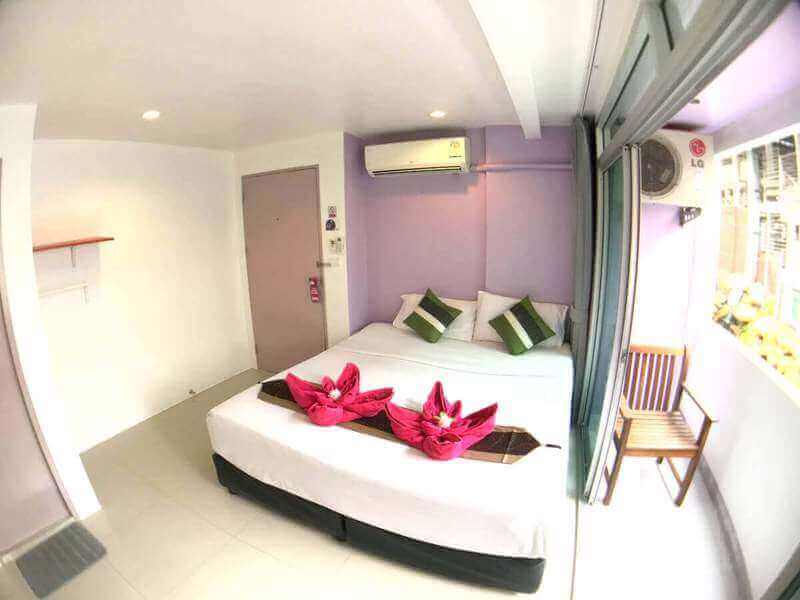 Thailand-Phuket-Patong. Profitable 18-Room Guesthouse For Sale. Strategic Location.