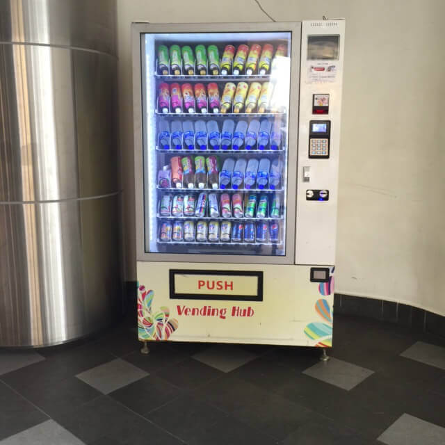 Vending Machine Business For Taking Over