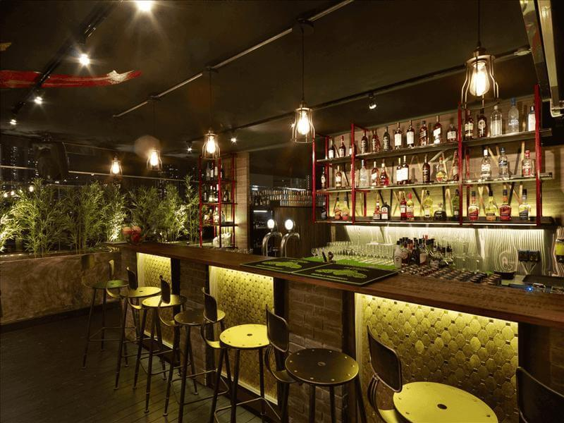 Gorgeous Rooftop Bar For Takeover At Low Low Price