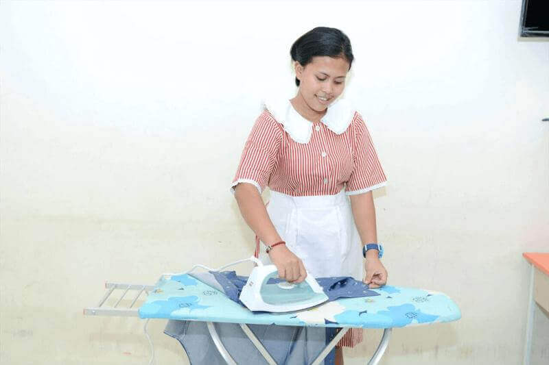 Training School for Maids looking for Partners.