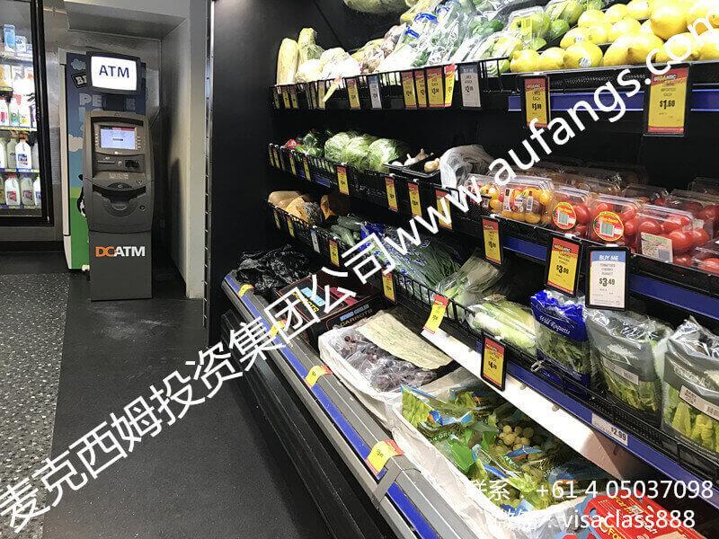 墨尔本市中心超市出售– 66万 价钱可以商议