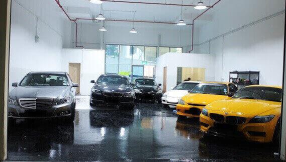 Selling Established Car Grooming Workshop !!!!!!!!!!!!!!