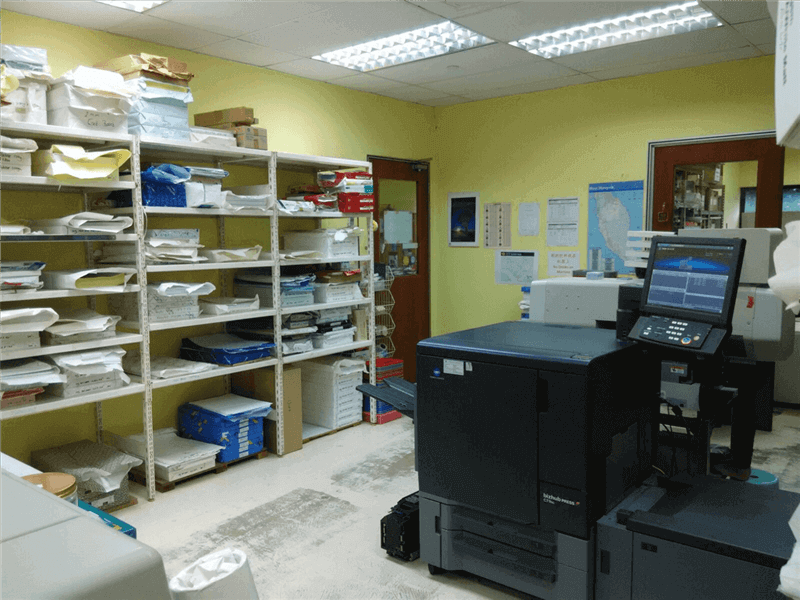 Digital Printing & Rubber Stamp Making Company For Sale