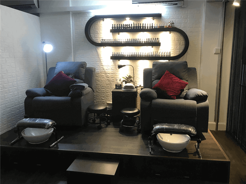Tanjong Pagar Nail Salon Take Over