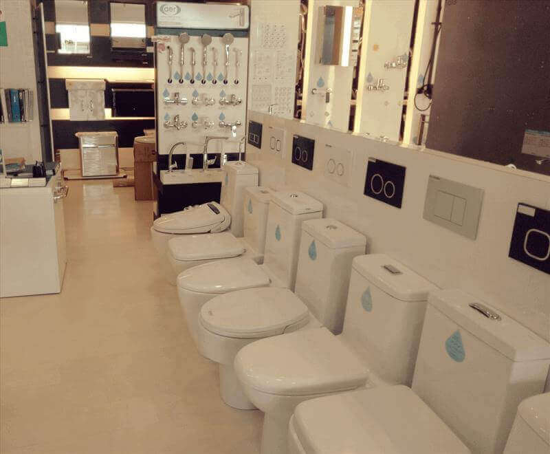 Profitable Bathroom & Kitchenware Retail Biz For Sale ! 30% Net Margin