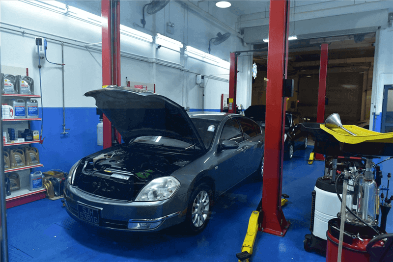 Brand New Auto Workshop For Sale At Low Price