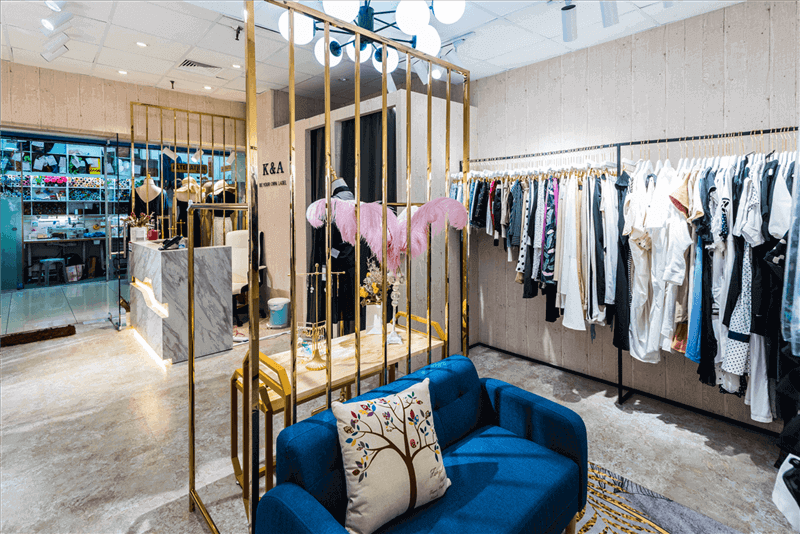Woman Fashion Boutique For Taking Over