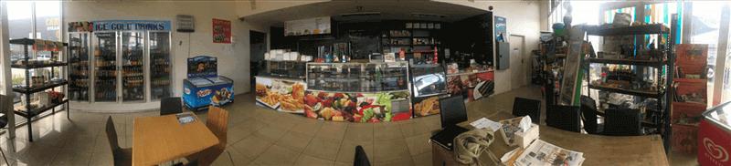 距墨尔本市中心北部15公里 – 4个自助洗车+自助洗狗设备+咖啡店