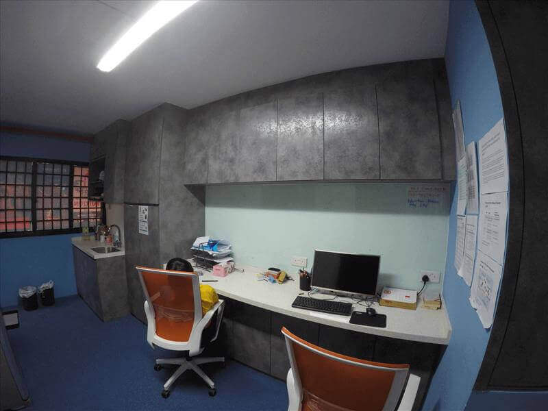 Cheap Rental: Renovated & Near MRT Tuition Centre For Takeover