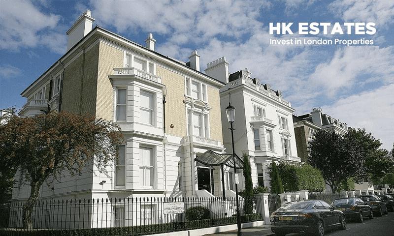 投资高利润的伦敦房产 - 最高的资本收益与砖和砂浆的安全性