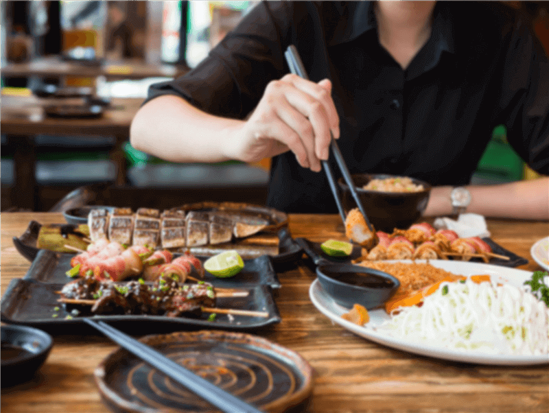 Established And Awarding Winning Japanese Restaurant For Sale