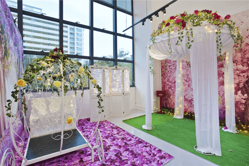 The Only Plus Sized Bridal Shop In Singapore