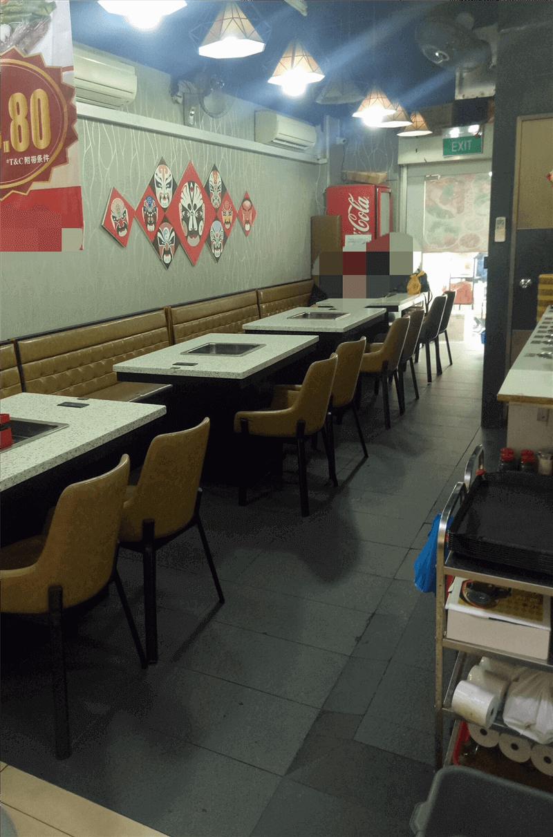 大巴窑中餐顶转让!人潮旺!Toa Payoh Hub Restaurant Takeover ! 90670575