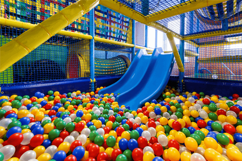 Successful Kids Indoor Play Business For Sale