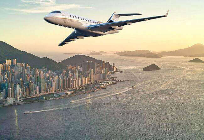 Aircraft Charter Business for Joint Venture
