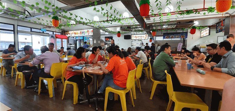 Low Take Over Fees – 4 +1 Kallang Canteen / 4+1工业区食堂近麦波申路转让