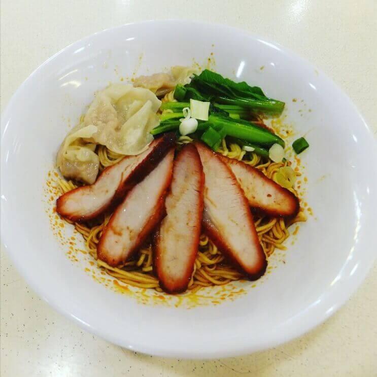Old Noodle Hut Wan Ton Noodle Stall For Sale
