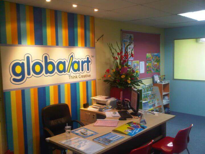 Globalart @ Taman Connaught For Sale