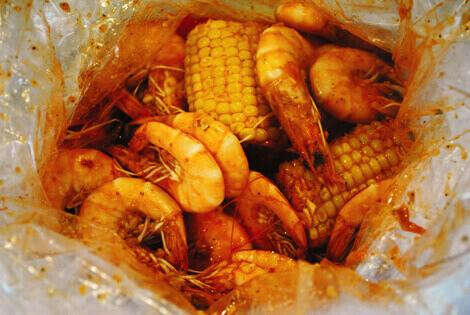 Louisiana - Asian Seafood Recipes For Sale!