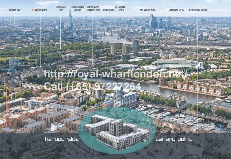 Marine Wharf East London Zone 2 For Sale