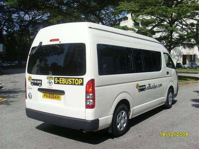 Branded Minibus Business For Sale