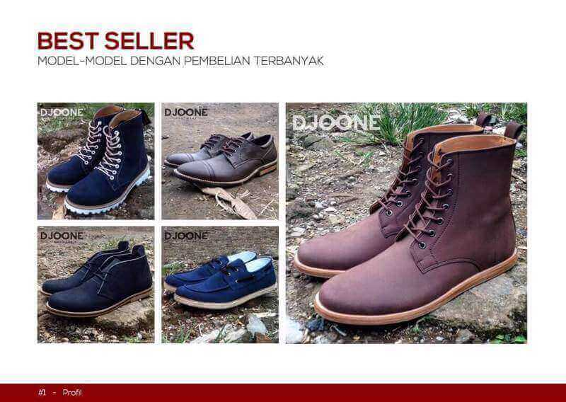 Up Your Style With Djoone Footwear