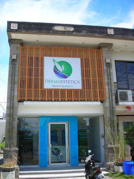 High-Tech Beauty Institute In Bali