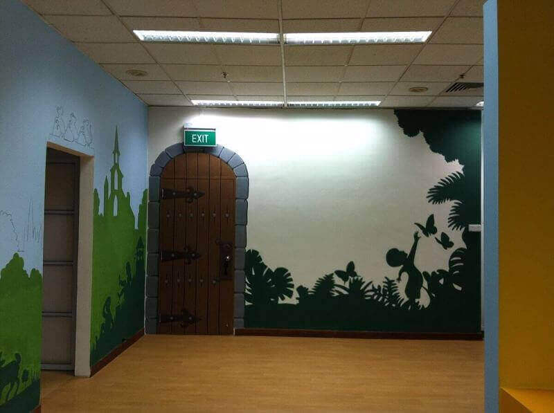 Beautifully Renovated Kindergarten Set Up For Immediate Takeover Of Lease