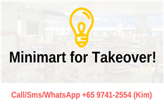 *Rare Opportunity! Profitable Minimarts For Takeover* Please Call 9741-2554